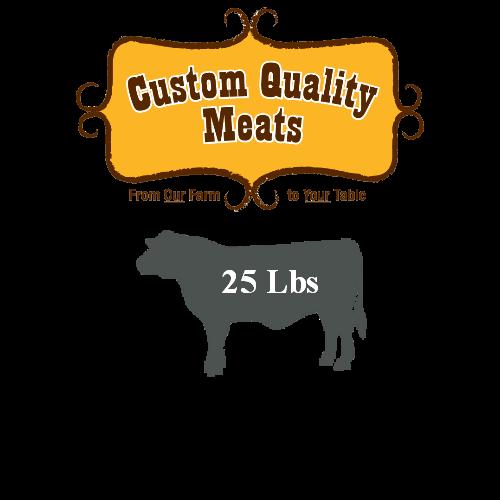 CQmeats Beef Variey Package